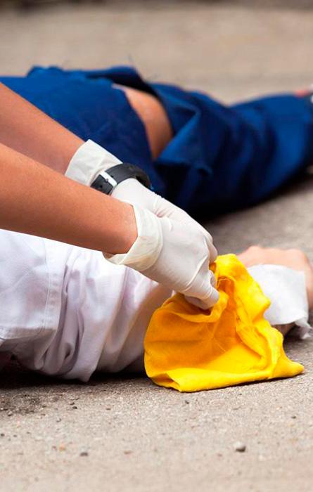 Paramedico Salud Ocupacional